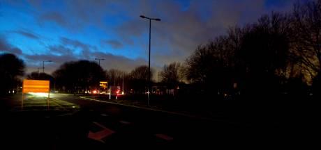 Straatverlichting ondanks grote storing vanavond toch aan in Oost-Nederland: 'Het moet nu handmatig'