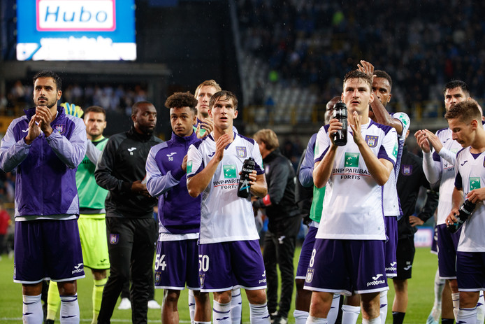 On continue de prôner la positive attitude à Anderlecht. Jusqu'à quand?