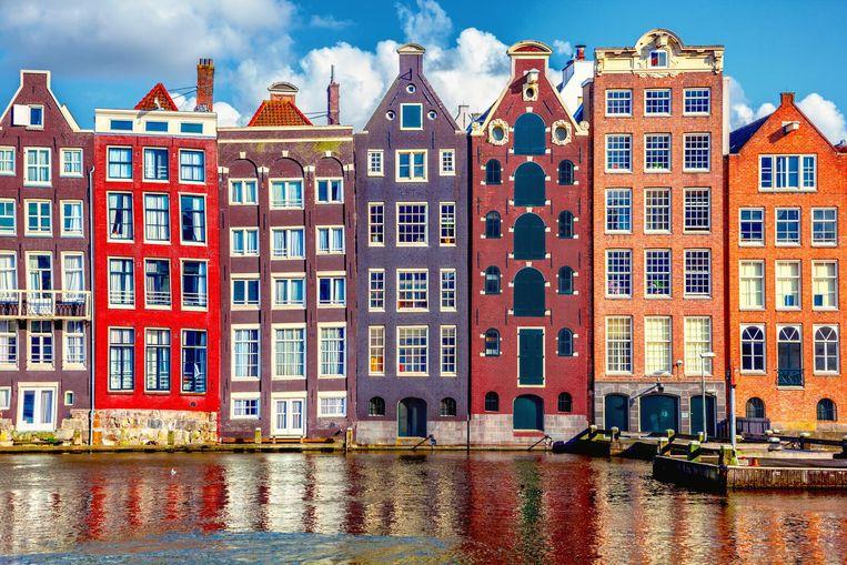 Huizen in Amsterdam zijn duur.