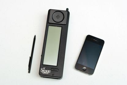 Van Simon tot iPhone: zo evolueerde de smartphone in de afgelopen 25 jaar
