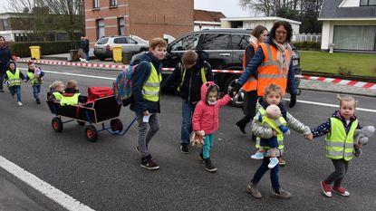 420 leerlingen verhuizen naar containers