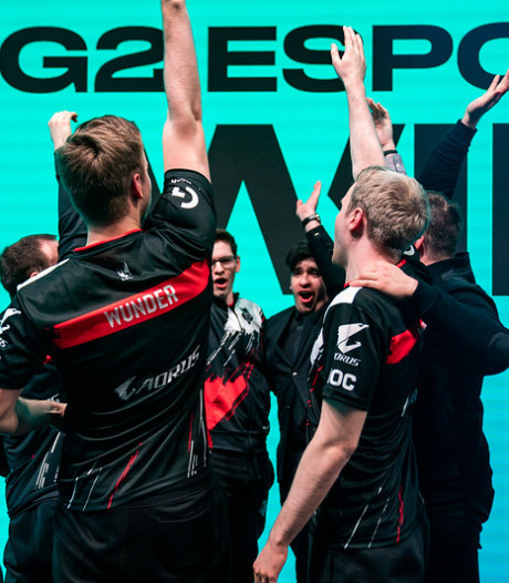 G2 Esports blijft Europese League of Legends-competitie domineren