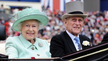 Prins Philip viert 99ste verjaardag in afzondering met Queen Elizabeth