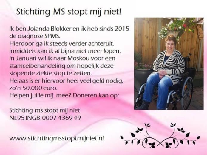 De oproep van Jolanda