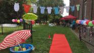 Tropisch zomerfeest in Huis van het Kind