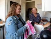 Brittney heeft borderline en PTSS, moeder Mirella zorgt voor haar: 'Bid dat er niks met mij gebeurt'