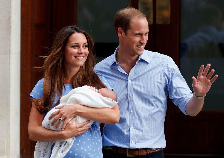 Na de geboorte van George in 2014