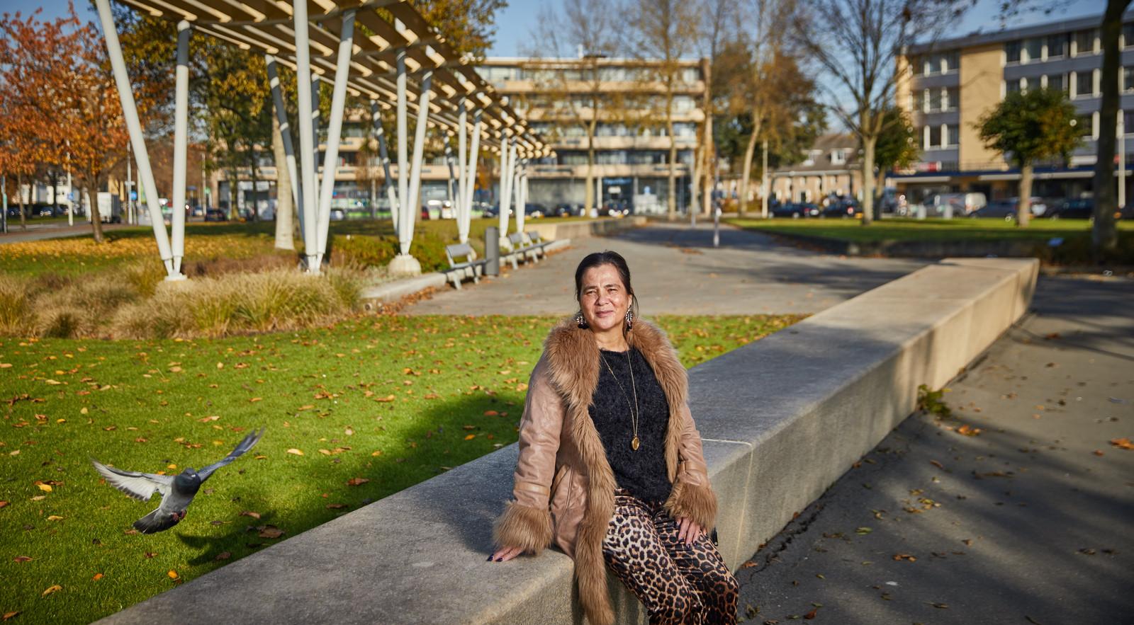 Linda Uyleman: ,,Er zijn geen garanties in het leven. Wel kun je andere mensen helpen, die het wat minder hebben.''