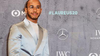 Lionel Messi en Lewis Hamilton vallen in de prijzen op de Laureus Awards