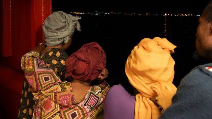Vluchtelingen reddingsschip Ocean Viking krijgen opvang in Europa
