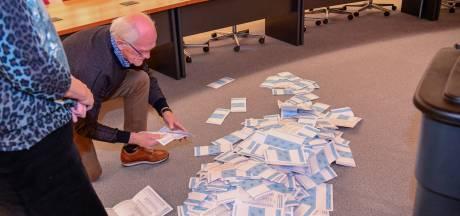 Stembureaus in Deurne in de war door gelijke achternamen