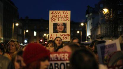 Ieren mogen in mei stemmen over legalisering van abortus