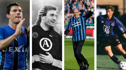 """Tien Club-iconen over de 15de titel van blauw-zwart: """"Voor Nieuwjaar het beste Club Brugge dat ik in de laatste tien jaar heb gezien"""""""