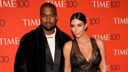 """""""Manische buien Kanye drijven Kim Kardashian tot waanzin"""""""
