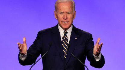 Vroegere Amerikaanse vicepresident Biden stelt zich donderdag opnieuw kandidaat als president