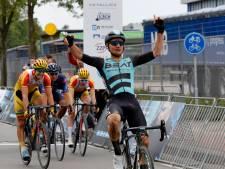 Smetje op corona-editie Omloop van Valkenswaard door heftig ongeval, Belg Coolen de sterkste