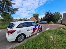 Fietsster raakt gewond bij botsing met auto in Kaatsheuvel