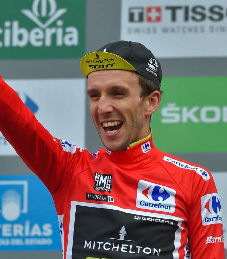Niet de Giro, wél de Vuelta: 'Dit is zo'n opluchting'