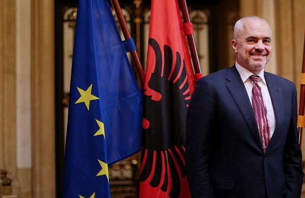 **Minister-president Albanië:** 'Toe willen treden tot EU dwingt juist hervormingen af'
