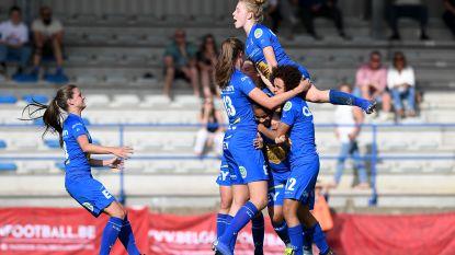 Football Talk België (22/04). Gentse vrouwenploeg wint Beker van België - Dilbeek eert Sven Kums met kunstgrasveld