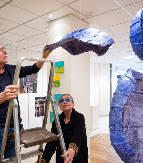 Overlijden bestuurslid Gisella Klein schokt kunstenaars STA-Art