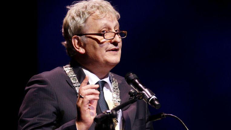 Burgemeester Van der Laan. Beeld ANP