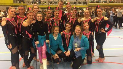 Danscompagnie Tros in de prijzen op discowedstrijd