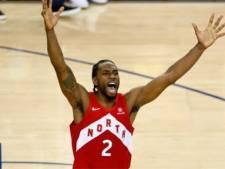 Golden State tombe, Toronto champion NBA pour la première fois de son histoire