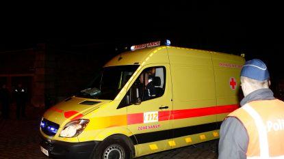 Drie gewonden bij ongeval in Genk
