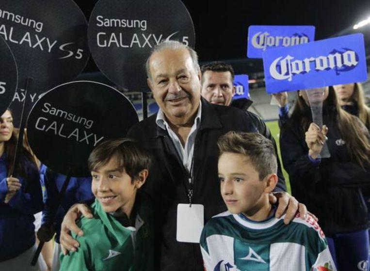 Carlos Slim: 73,1 miljard dollar.