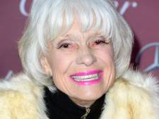 Hello Dolly-actrice Carol Channing (97) overleden
