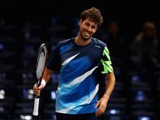 Haase bevestigt deelname NK tennis