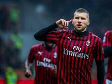 Ante Rebic ook tegen Torino beslissend voor AC Milan