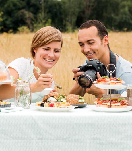 December: Sandra en Eric delen feestelijke gerechten