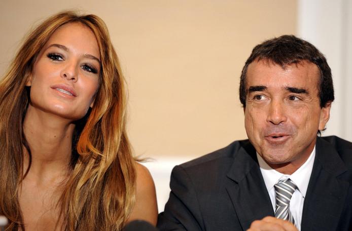 Jade Foret et Arnaud Lagardère