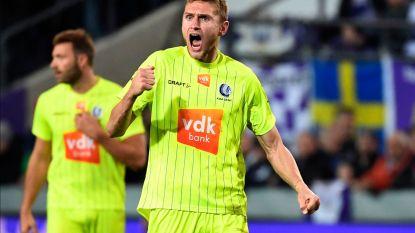 """Gentse doelpuntenmakers na gelijkspel tegen Anderlecht: """"Natuurlijk was ik kwaad..."""""""