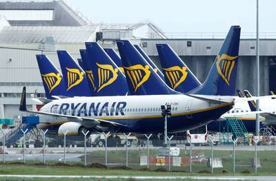 Ryanair menace de licencier un pilote sur quatre en Belgique