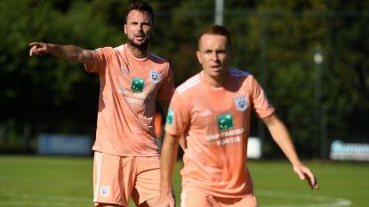 OEFENMATCHEN. Anderlecht speelt in oefenduel gelijk tegen PAOK, KV Oostende en AA Gent winnen ruim