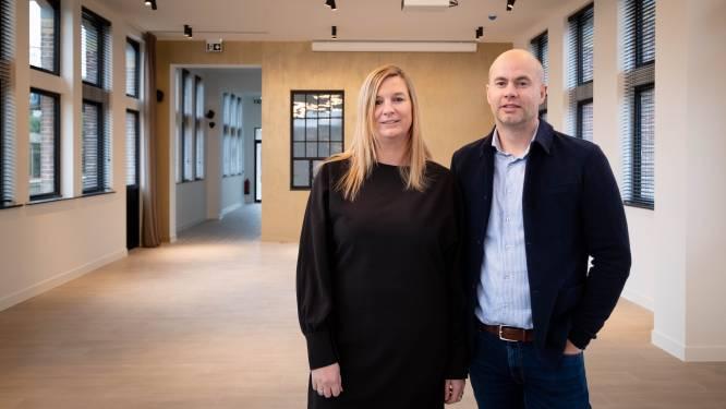 Van station naar feestzaal: Nick en Inge openen 'Het Loket' in voormalige stationsgebouw