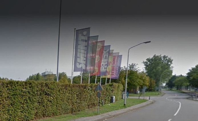 Het hoofdkantoor van Perfetti Van Melle Benelux in Breda.
