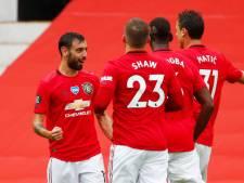 Fernandes neemt United wéér bij de hand en komt in rijtje met Cantona en Van Persie