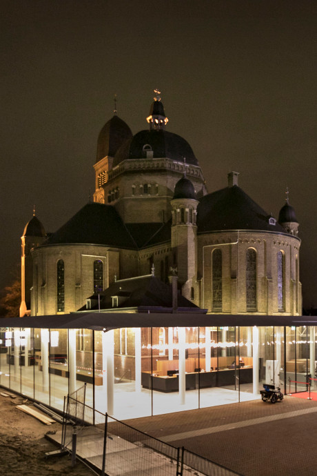 Geen koninklijk bezoek bij heropening theater Het Speelhuis in Helmond