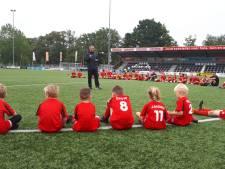 Drie dagen trainen als echte profs in Hengelo