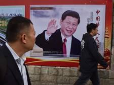 'Oom Xi' blaakt van zelfvertrouwen