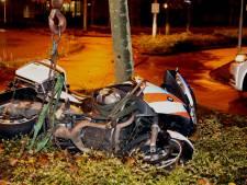 Justitie eist jeugddetentie voor omver rijden motoragent in Den Bosch: 'Door oog van de naald gekropen'