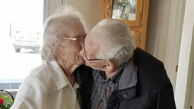 Koppel in tranen: voor het eerst in 73 jaar geen kerst samen