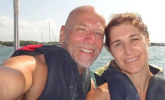 Robin en Kerry Michael waren zes jaar getrouwd.