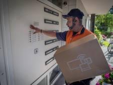 Inwoners Keverdijk Naarden komen in actie na ontslag pakketbezorger