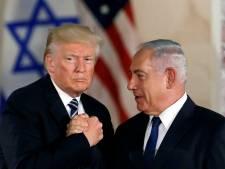 """Le plan de paix de Trump pour le Proche-Orient sera """"historique"""""""