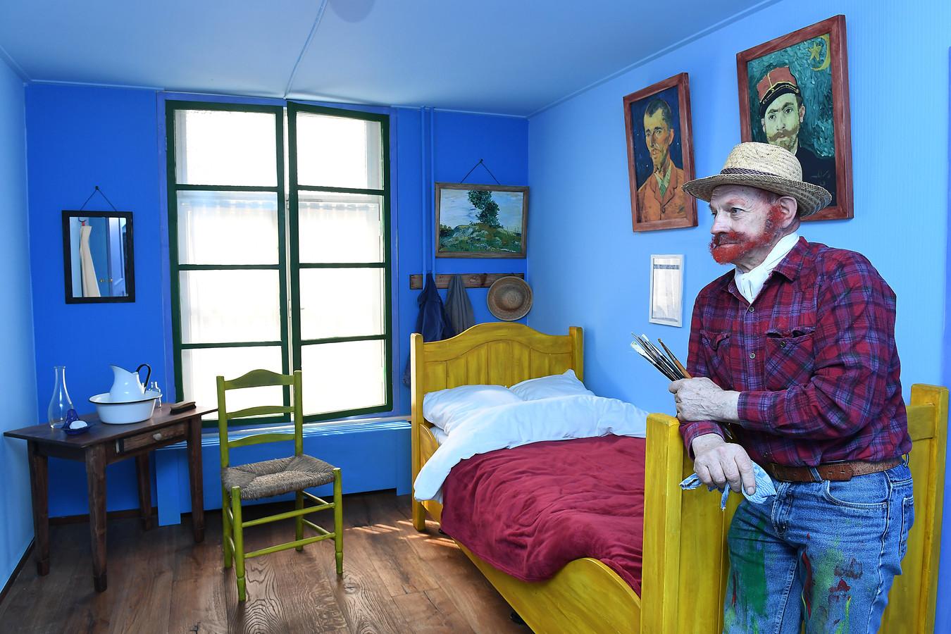 Kamer Van Gogh in Boxmeer trekt veel bekijks | Boxmeer | gelderlander.nl